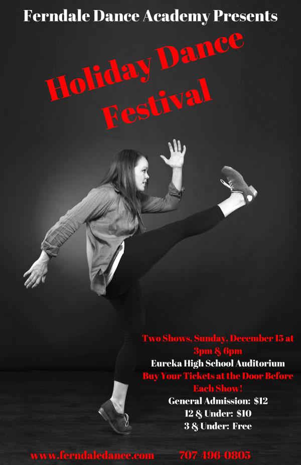 Holiday Dance Festival